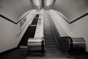 escalators vintage